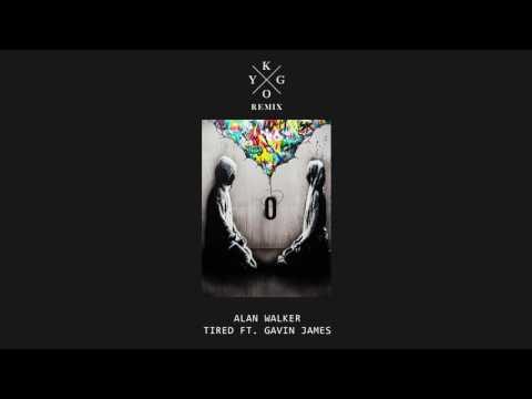 Tired Kygo Remix - Alan Walker MP3