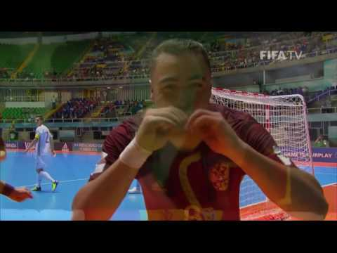 Match 46: Russia v Spain - FIFA Futsal World Cup 2016