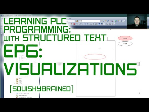 Learning PLCs with Structured Text – EP6 – Debug Visualizations in TwinCAT 3