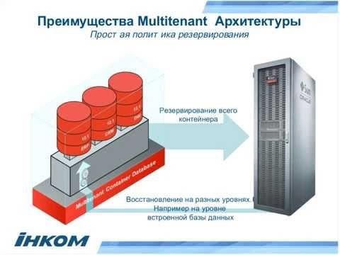 Вебинар «Консолидация Oracle 12c.  Объединяй и властвуй!»