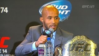 UFC 174: Ticket On-Sale Press Conference