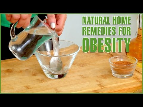3 Most Effective Natural HOME REMEDIES TO REDUCE OBESITY