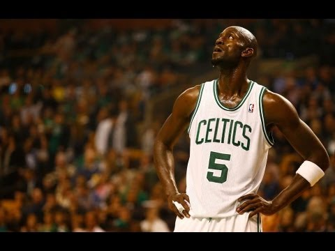 Kevin Garnett - Boston Celtics Career Highlights (2007-2013)