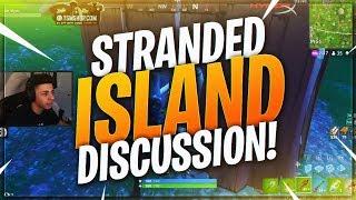 TSM Myth - IF YOU WERE STRANDED ON AN ISLAND.. (Fortnite BR Full Match)