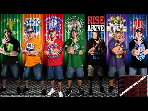 2012 WWE Theme Song - John Cena My Time Is Now + DL