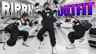 GTA 5 Modded Outfits RIP RNG Tutorial! GTA Online Run and Gun Cool Clothing (GTA 5 Glitches)