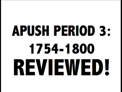 period 3 study guide British imperial attempts to reassert control over its colonies and the colonial  reaction to these attempts produced a new american republic, along with  struggles.