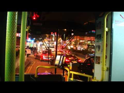 九巴271線除夕夜改道,總站臨時改至九龍鐵路站