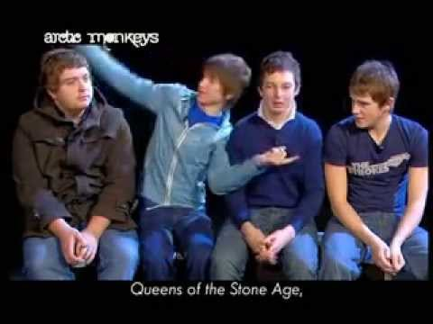 Arctic Monkeys Interview Canal+ - 16 January 2006