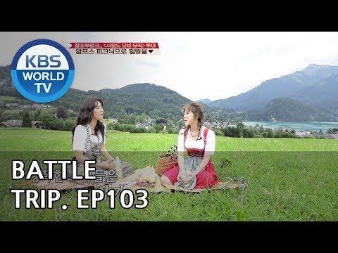 Battle Trip | 배틀트립 –Ep.102 Wendy X Seulgi's trip to Austria Part.2 [ENG/THA/2018.08.26]