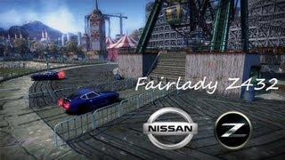 Need for Speed Most Wanted - Car Mod - Nissan Fairlady Z432