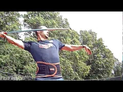 Craig Kinsley - London 2012 - Team USA - Javelin (HD)