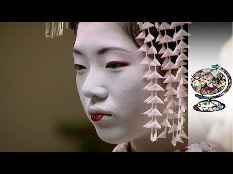 The Incredible Truth About Japan's Geishas video