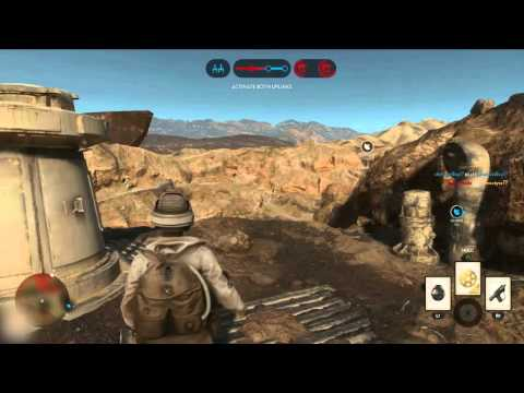 Best Of Star Wars Battlefront | PlayStation Experience