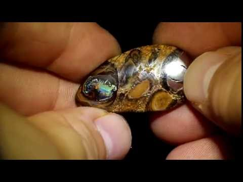RIOS-OPALE YOWAH Boulder Opal – 27,86 ct http://stores.ebay.at/riosopale