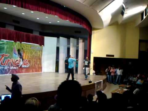 Chal Jhootee At Thapar University video
