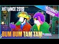 Just Dance 2019 Bum Bum Tam Tam Alternate Official Track Gameplay US mp3