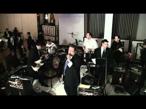 The Shloime Dachs Orchestra Rocking Eden Palace At The Wedding Of Yehuda And Shayna Lasry