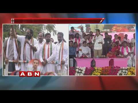Minister KTR Counter To TPCC Chief Uttam Kumar Reddy Comments