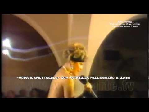 1985, MODA & SPETTACOLO CON PATRIZIA PELLEGRINO E ZABO