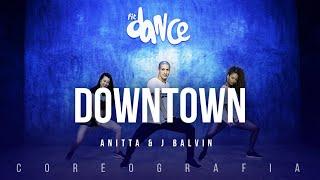 download musica Downtown - Anitta & J Balvin FitDance TV Coreografia Dance