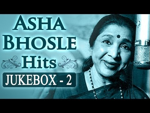 Best of Asha Bhosle Hits - Juke Box 2- Top 10 old Songs - Evergreen...