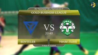 LIVE | Benteler - Gold Business League 4