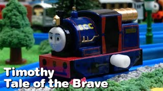 "Thomas and friends ""Timothy-Tale of the Brave"" トーマス プラレール ガチャガチャ ティモシー 勇者とソドー島の怪物"