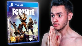 FORTNITE, POR FAVOR...