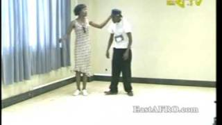 Eritrea Comedy:  Like Shingrwa (Man in a Lady dress)