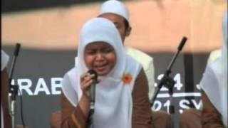 asy Syafaah  Ilahunarrohman    Festival Sholawat PP  Sunan Kalijogo Surabaya 2011