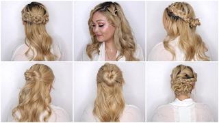 Easy Valentine's Day Hairstyles