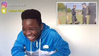 Reaction video (Football Vines) *FUNNY*