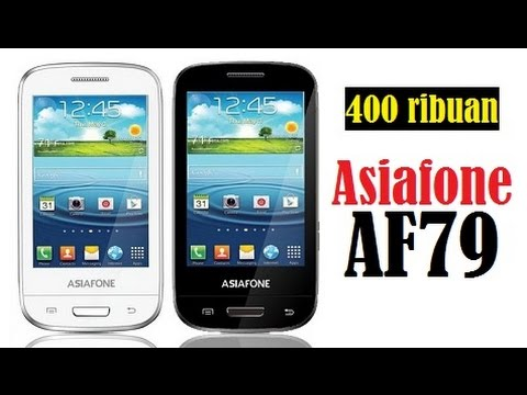 Asiafone AF79, Harga, Spesifikasi, Review, Unboxing 2014 - 2015