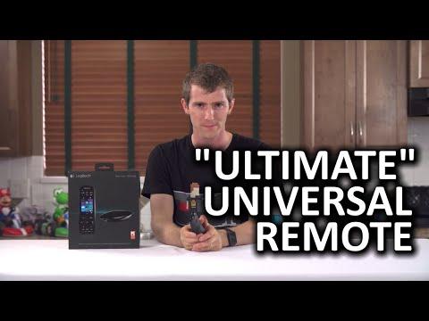 Logitech Harmony Ultimate - Universal Remote