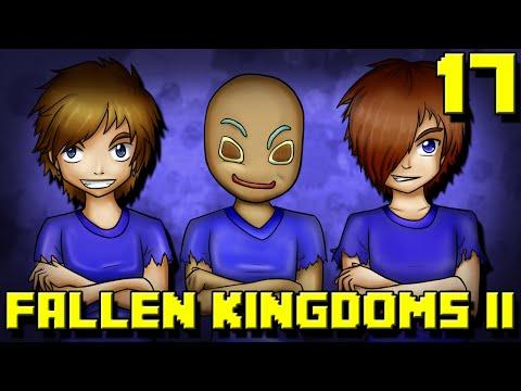 Fallen Kingdoms II : LEnder Dragon Jour 17 Minecraft