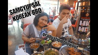 SAMGYUPSALAMAT Korean Barbeque SULIT BA?