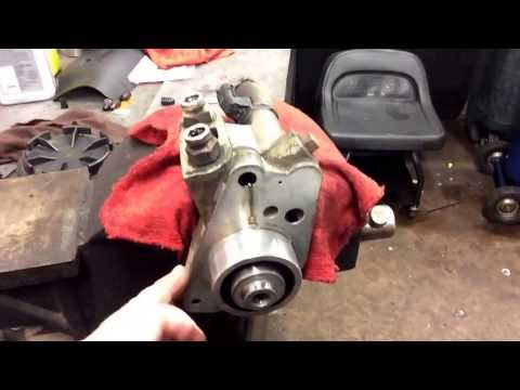 High Pressure Oil Pump Leak 2000 Ford Excursion 7.3 Diesel