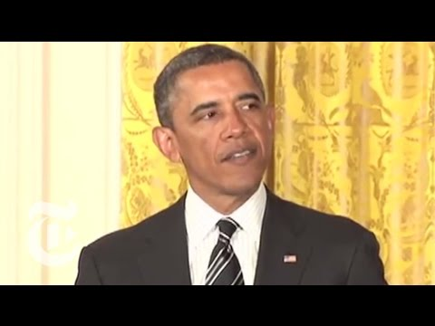 President Obama Press Conference: Chuck Hagel and John Brennan Nominated