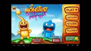 Gameplay : Monster Island Android (HD)