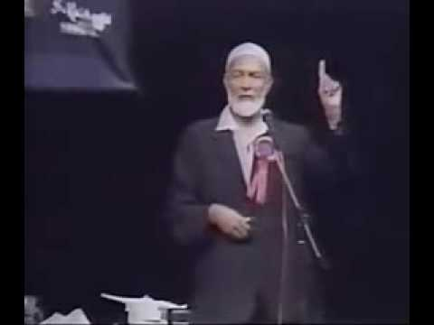 marry more than one wife - Ahmed Deedat truth reveals itself