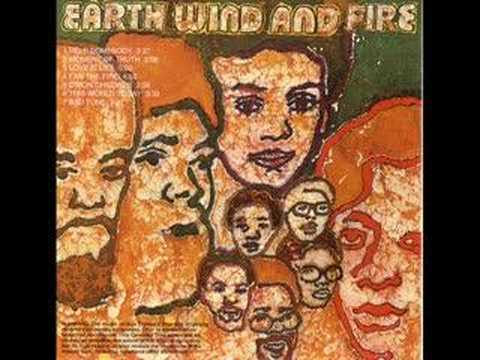 Earth Wind & Fire - Help Somebody