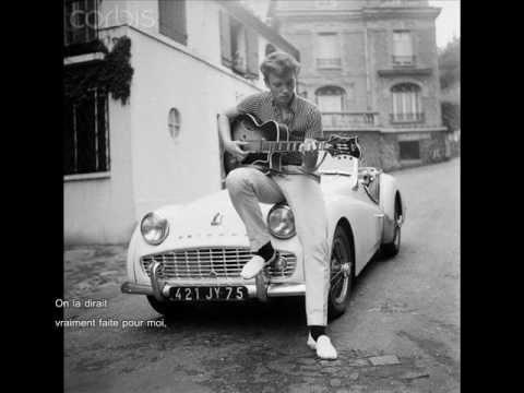 Johnny Hallyday - Elle est terrible (1963)
