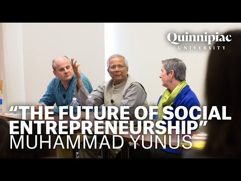 Muhammad Yunus Panel Discussion 1-