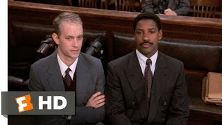 Philadelphia (5/8) Movie CLIP - A Case About Homosexuality (1993) HD