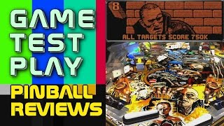 Mary Shelly's Frankenstein Pinball Review