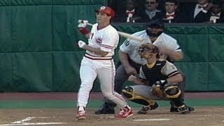 1990 NLCS Gm2: O'Neill's clutch performance