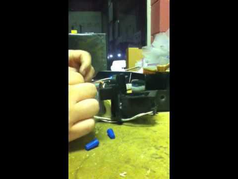 How to fix a xacto pencil sharpener