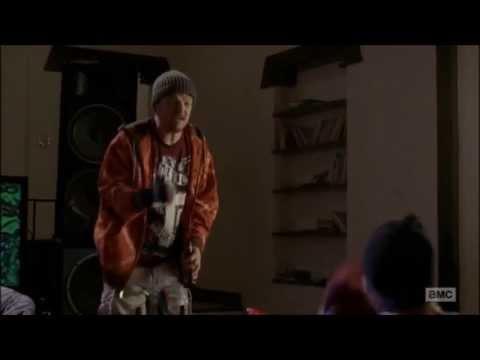 Breaking Bad - Star Trek Scene (Season 5 Episode 9)