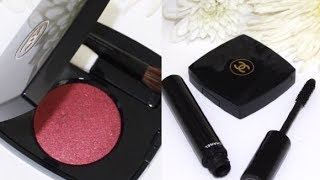 All About Eyes! CHANEL Launches Two New Longwear Single Eyeshadow Formulas | Review + Swatches
